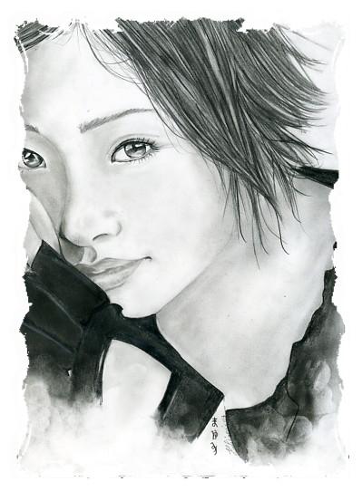 Aya Ueto por Mayumi